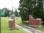 Cedar Hill Cemetery in Brownsville