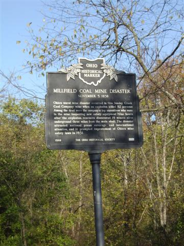 Abandoned Locations / Milford Coal Mine Disaster Site | Lost & Found
